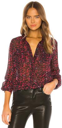AllSaints Adeliza Plume Shirt