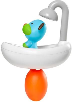 Skip Hop Zoo Squeeze & Shower Dog Bath Toy