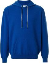 Coohem fine knit hoodie