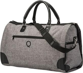 Cathy's Concepts Cathys Concepts Monogram Duffle/Garment Bag
