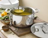 All-Clad Copper Core Soup Pot with Ladle, 4-Qt.