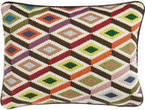 Jonathan Adler Bargello Diamond Pillow