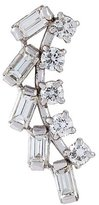 Leon Yvonne diamond stud earring