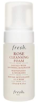 Fresh Rose Cleansing Foam, 120ml