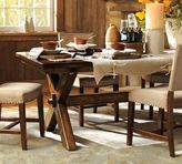 Pottery Barn Toscana Fixed Dining Table