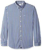Dockers Big and Tall Long Sleeve Comfort Stretch Button Front Shirt