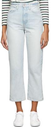 SLVRLAKE Blue London Crop Jeans