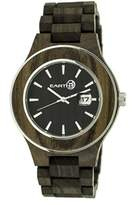 Earth Cherokee Dark Brown Watch.