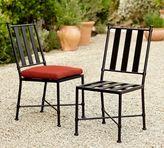 Pottery Barn Redding Metal Dining Chair