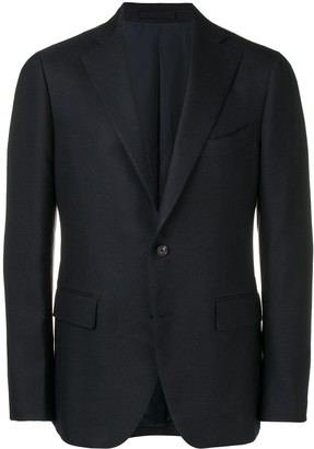 Lardini canvas blazer