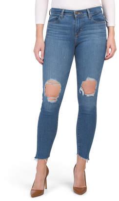 Juniors 710 Super Skinny Quebec Storm Jeans