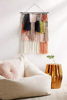 Urban Outfitters Woven Fringe Wall Hanging