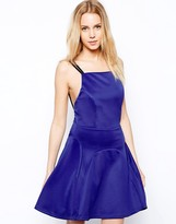 Fashion Union Scuba Skater Dress