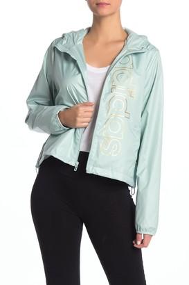 adidas Essentials Branded Windbreaker Jacket