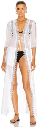 Charo Ruiz Ibiza Ali Jacket in White | FWRD