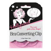 Hollywood Fashion Secrets Bra Converting Clips x 2