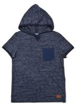 7 For All Mankind Toddler's, Little Boy's & Boy's Crewneck Hooded Tee