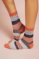 Hansel from Basel Patchwork Socks