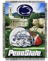 NCAA Penn State Nittany Lions Home Field Advantage College Throw