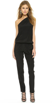 Ramy Brook Lulu One Shoulder Jumpsuit