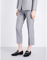 The Kooples Cropped wool trousers