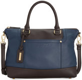 Tignanello Smooth Operator Leather Convertible Satchel