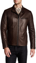 Cole Haan Genuine Leather Jacket