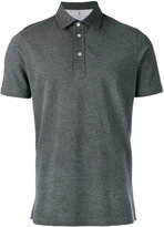 Brunello Cucinelli classic polo shirt - men - Cotton - L
