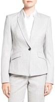 BOSS Women's 'Jobina' Wool Suit Jacket