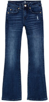 7 For All Mankind A-Pocket Flared Leg Jean (Big Girls)