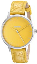 Nixon Women's A1081806 Kensington Leather Watch