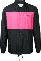 Anrealage Silence panel jacket - men - Nylon/Polyester - 48