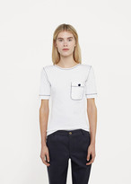 Vanessa Seward Button Pocket T-Shirt