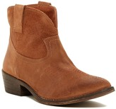 Chocolat Blu Jackson Western Ankle Boot