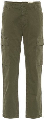 Citizens of Humanity Gaia mid-rise stretch-cotton pants