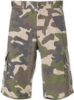 Woolrich camouflage cargo shorts