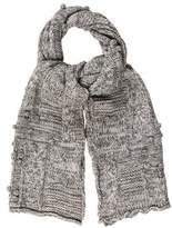 Rena Lange Knit Oversize Scarf
