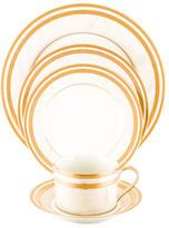 Oscar de la Renta 68-Piece Ivory Florentine Tableware