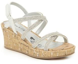 Olive & Edie Willa Wedge Sandal - Kids'