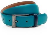 Ted Baker Newbry Colored Leather Belt