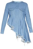 Light Blue Denim Jacket - ShopStyle