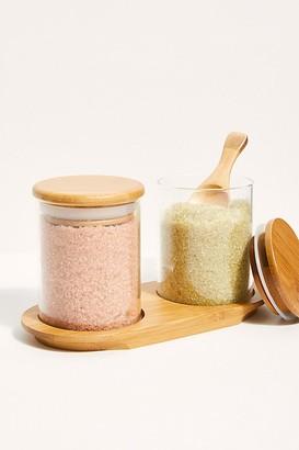 Yuzu Soap Dual Bath Salt Set
