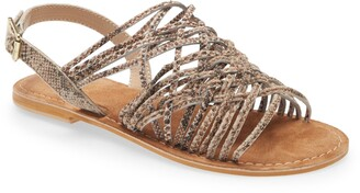 Seychelles Like New Gladiator Sandal