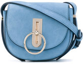 Nina Ricci saddle crossbody bag