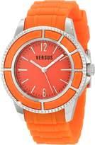 Versus By Versace Women's 3C61200000 Tokyo Dial Rubber Watch