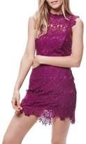 Free People Women's Daydream Lace Minidress