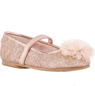 Nina Meri Glitter Ballet Flat