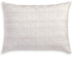 Hotel Collection Closeout! Woodrose Quilted Standard Sham, Created for Macy's Bedding