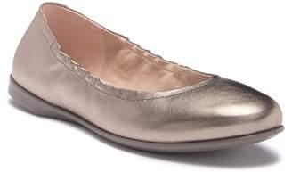 Ecco Incise Enchant Leather Ballet Flat