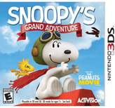Nintendo Snoopy's Grand Adventure 3DS